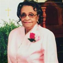 Mrs. Margaret McGlothin