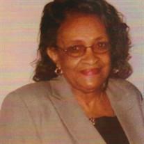 Mrs. Margaret Jean McGlothin