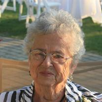 Mrs. Jean V. Bergeron