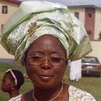 Oluwakemi Oluwayemisi Akinola