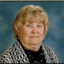 Doris Naylor Weaver of Henderson