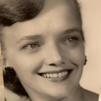 Martha Earle Glenn Whitt