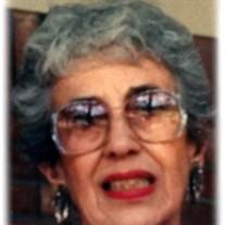 Mary  Christine Norton Witcher, 97, Waynesboro, TN