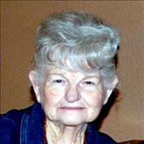 Helen Louise Barnes