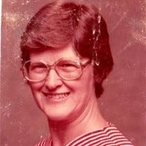 Margaret Ann Cordle