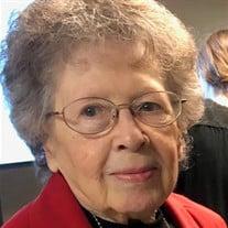 Mrs. Goldie Christine Hinds