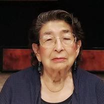 Maria Garcia de Ortiz