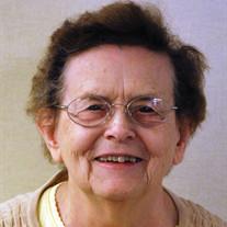 Sister Eileen Marie Vogel, OSU