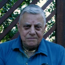 "Mr. Francesco ""Frank"" Chiodo of Glenview"
