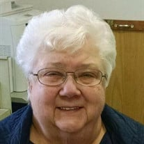 Shirley Carol Griebe
