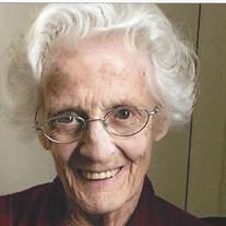 Nancy Ann Rutledge Kees