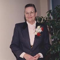 Mildred Inez Manwarren
