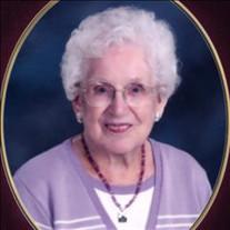 Evelyn Gladys Otte
