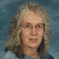 Mrs. Carolyn Faye Mooney Melton