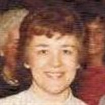 Wanda (Pavey) Forster