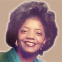 Alma Jean  Littleton