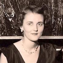 Ms. Elizabeth Mae Brooks