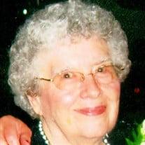 Mrs. Florence Kunz