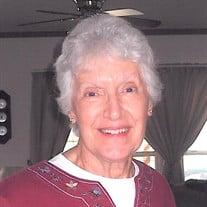 """Jo Ellen """"Granny Jo"""" Hornbeck"""