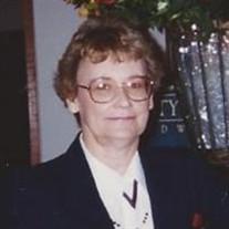 Betty Evylene Chasey