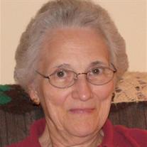 "Saralee ""Sally"" Myers Blackburn"