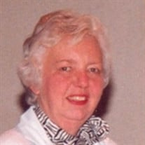 "Mrs. Julia ""Judy"" Watts Buchanan"