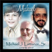 Michael J. Lattanze Sr.