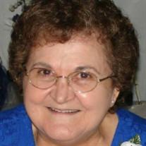 Mrs. Eloyse Gaudet Eschete