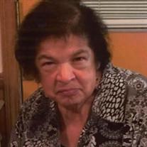 """Rosana """"Chana""""  Aguilar"""