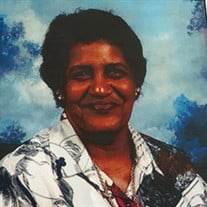 Mrs. Betty Jean Barfield Marshall