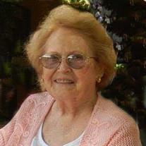 Mrs. Helen Frances Cagle