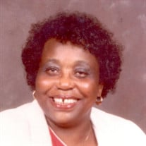 Fannie B. Jones