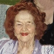 Marguerite Josephine Rieger