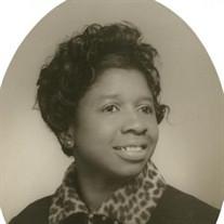 Sis. Catherine Armstrong