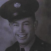 T/Sgt Henry R. Bean