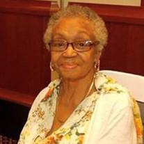 Mrs. Geraldine Joyce Vesey