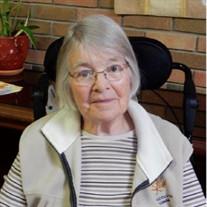 Mrs. Jane Oriana Blackstock (nee Parsons formerly Martin)