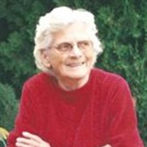 Agnes Louise Bergstrom