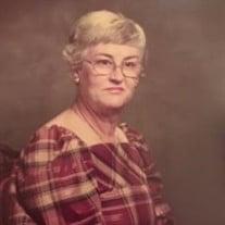 Mrs. Genevieve Logsdon