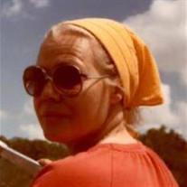 Patricia Ann Hornung