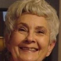 "Patricia  ""Patsy"" B. Schmidt Osterhout"