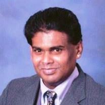 Claudius D. Ramlakhan