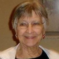 Mary Jeanne Frey