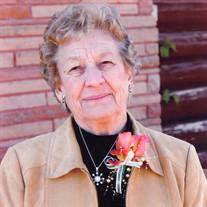 Gladys Mae Bruett