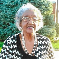 Ms. James Etta Jones