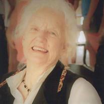 Mrs. Lula Florina Justus Melton