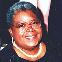 Ms. Jacqueline Vanilla Warren