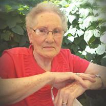 Hazel MaeVerne Parker