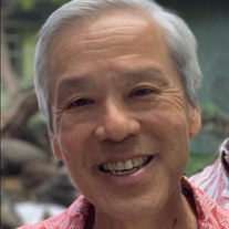 Harrison Paul Chung