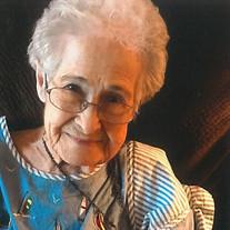 Violet Bernice Fair